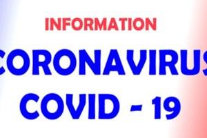 Coronavirus - arrêté du Bourgmestre